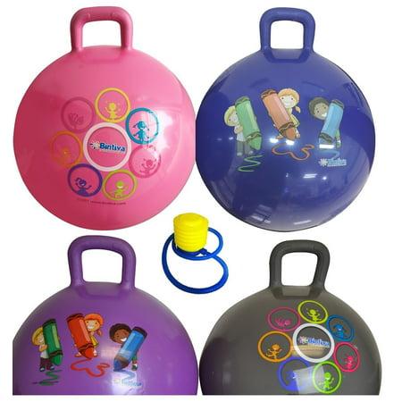 Hippity Hop >> Hippity Hop 45 Cm Including Free Foot Pump For Children Ages 3 6