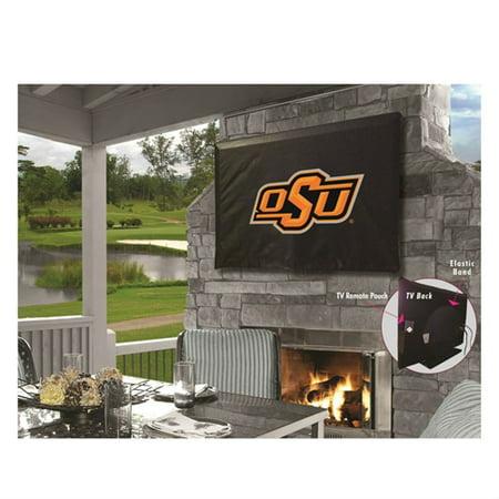 - NCAA TV Cover by Holland Bar Stool, 50''-56'' - OSU Cowboys