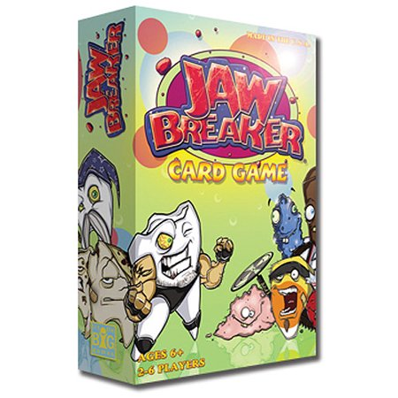 XL Games Jaw Breaker Card Game