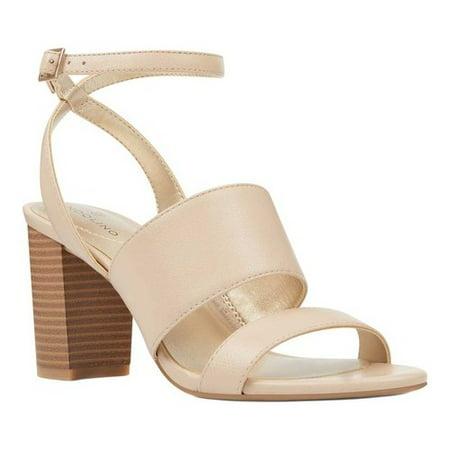 Bandolino Anchor Ankle Strap Block Heel Sandal (Women's)