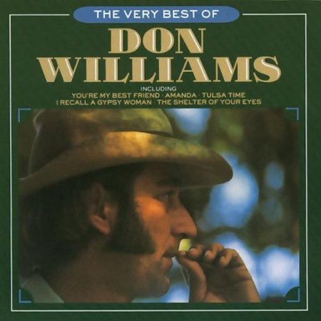 Very Best of Don Williams (CD)