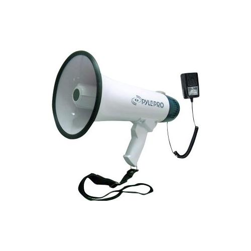 Pyle  Dynamic Megaphone With Recording Capabilities