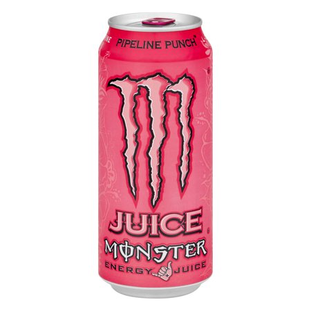 Monster Energy Juice Pipeline Punch  16 0 Fl Oz