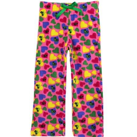 John Deere Tractor Girls Fleece Pajama Pants FG4177P