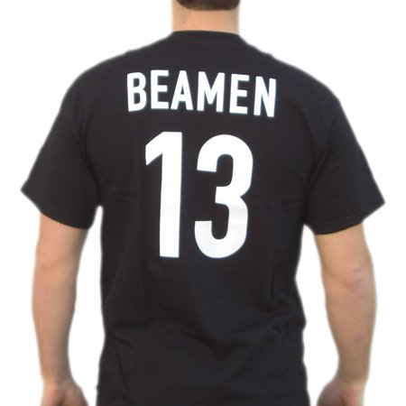 Steamin' Willie Beamen 13 Miami Sharks Jersey T-Shirt Any Given Sunday Foxx Gift