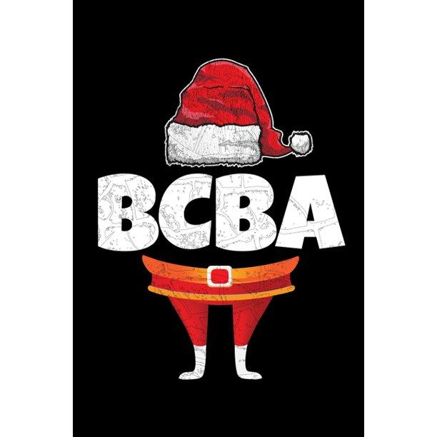 Bcba: Behavior Analyst Notebook Gift For Board Certified