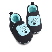 c373bc6b5ec327 Lovely Toddler First Walkers Baby Shoes Round Toe Flats Soft Slippers Shoes