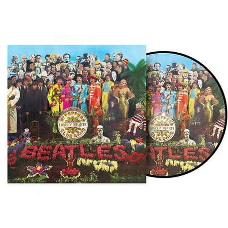 Limited Vinyl (Sgt Pepper's Lonely Hearts Club Band (Vinyl) (Limited)