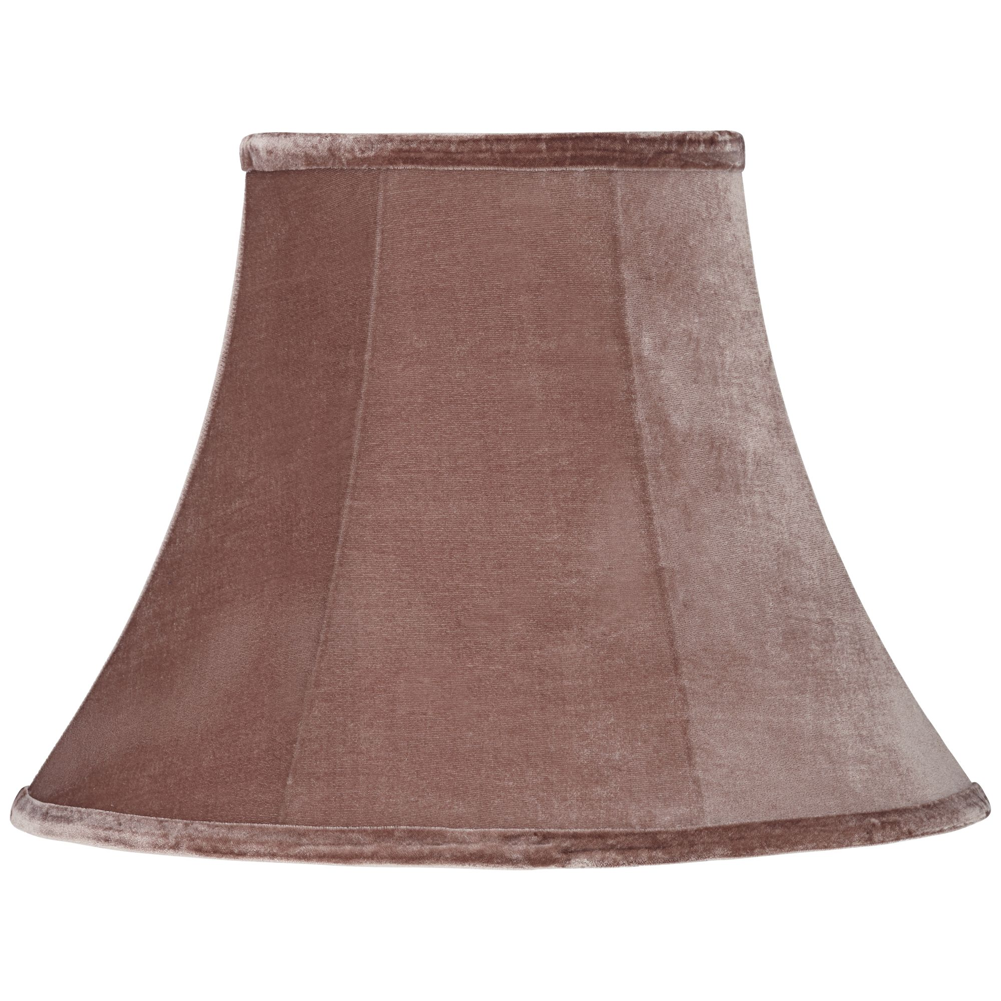 Springcrest Rodger Autumn Rose Bell Lamp Shade 6/8X11/16X12 (Spider)