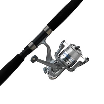 Abu Garcia Cardinal Bruiser Spinning Reel and Fishing Rod Combo