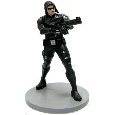 Marvel Avengers Winter Soldier PVC Figure