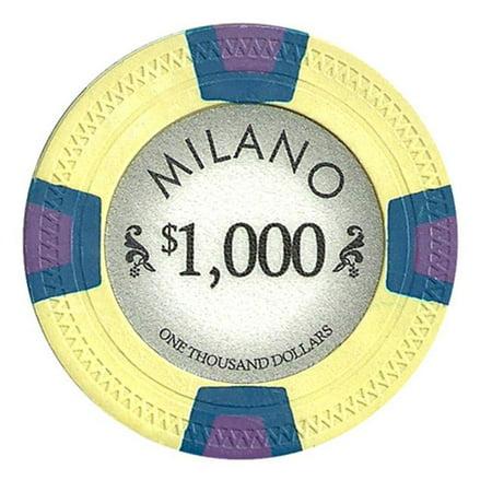 Brybelly CPML-Dollar 1000 Milano 10 g Argile - 1000 Dollar - image 1 de 1