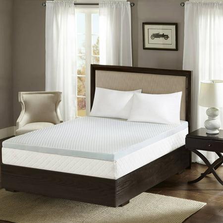 Comfort Classics 2 Quot Gel Memory Foam Mattress Topper With