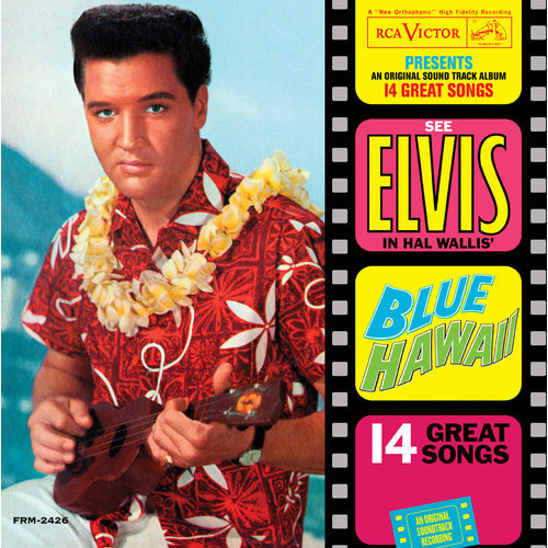 Blue Hawaii (Ltd) (Ogv) (Vinyl)