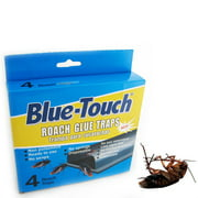 24 Roach Glue Traps Board Pest Insect Rodent Bugs Killer Control Cockroach Catch