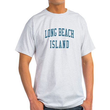 CafePress - Long Beach Island New Jersey NJ Blue - Light T-Shirt -