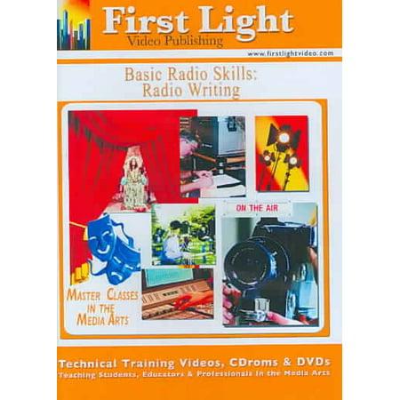 Basic Radio Skills: Radio Writing
