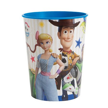 Toy Story Buttercup (Disney's Toy Story 4 16oz Plastic Favor Cup)