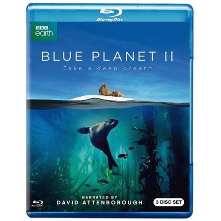 Blue Planet II (Blu-ray) (Duke Blue Planet)