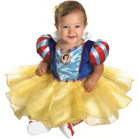 Morris costumes DG50487W Snow White Infant 12-18Mos.