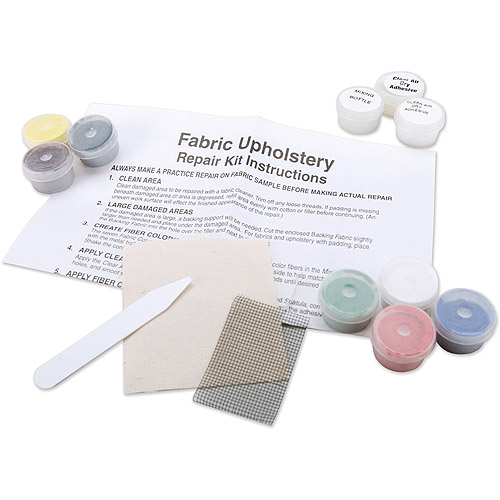 Master Manufacturing Fabric Upholstery Repair Kit-