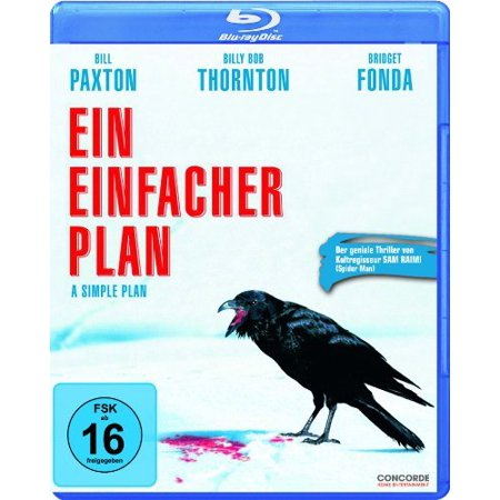 A Simple Plan ( Ein einfacher Plan (A Thousand Miles) ) [ Blu-Ray, Reg.A/B/C Import - Germany