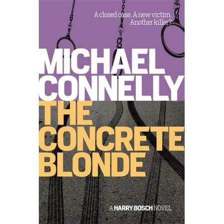 The Concrete Blonde (Harry Bosch Series)