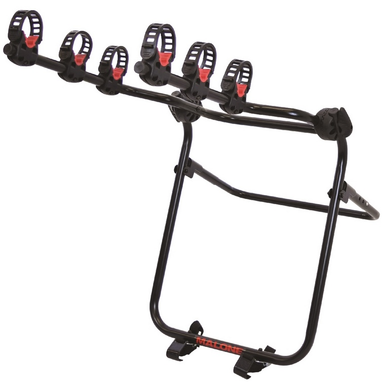 Malone Auto Racks Runway Spare T3 - Spare Tire Mount 3 Bike Carrier