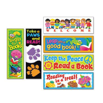 TREND Bookmark Combo Packs