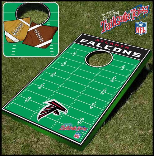 Atlanta Falcons Tailgate Toss Cornhole Beanbag Game