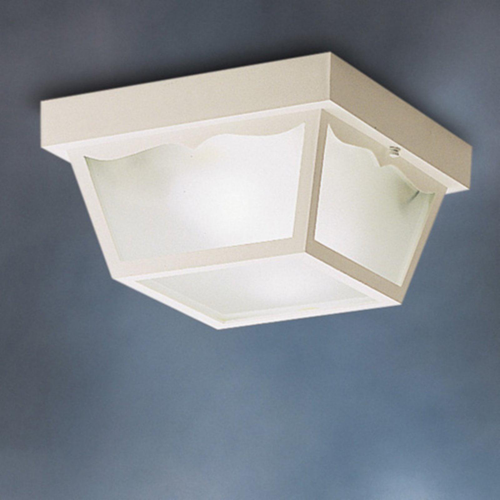 Kichler Outdoor Plastic Fixtures 9322 Outdoor Ceiling - 10.5 in.