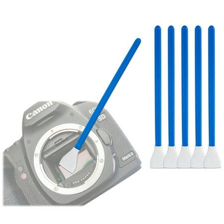 Loadstone Studio Camera Lens Filter Cleaning Kit, 6 Pack Digital Camera Sensor Cleaning Swab Stick, Photo Studio, WMLS4150