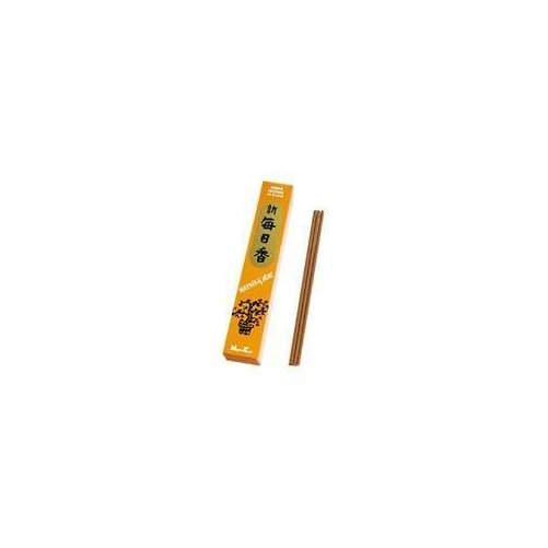 1 X Amber Incense sticks by Nippon Kodo