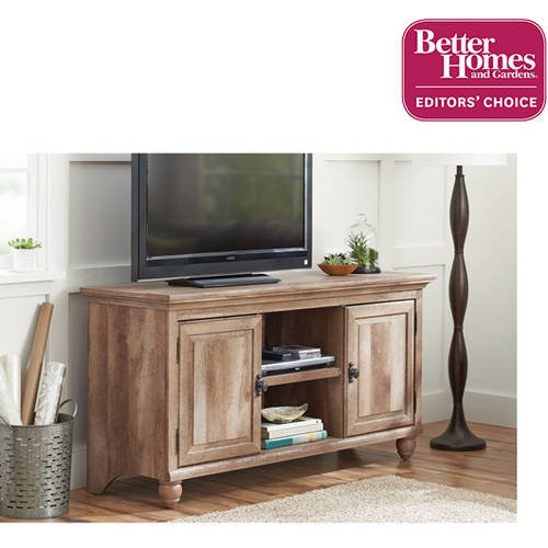 Better Homes Gardens Crossmill Collection Tv Stand Console