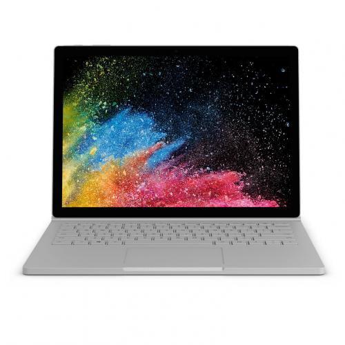 """Microsoft Surface Book 2 - 13.5""""- Intel Core i7 8th Gen - 8GB RAM - 256GB SSD dGPU - GTX 1050 w/2GB GDDR5"""