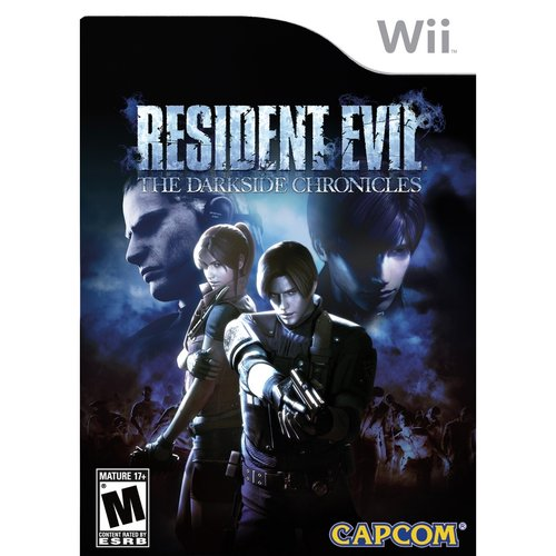 Resident Evil: Darkside Chronicles (Wii)