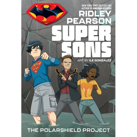Super Sons: The PolarShield Project (The Super Amazing Project Halloween)