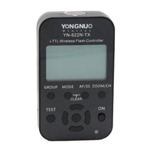 YONGNUO YN-622C-TX E-TTL Wireless Flash Controller for Canon