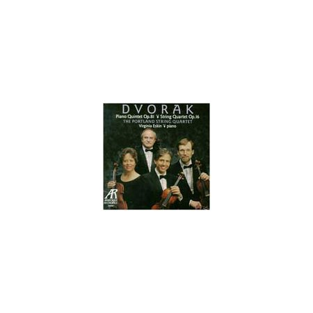 DVORAK: PIANO QUINTET OP. 81/STRING QUARTET OP. - Dvorak Piano Quintet