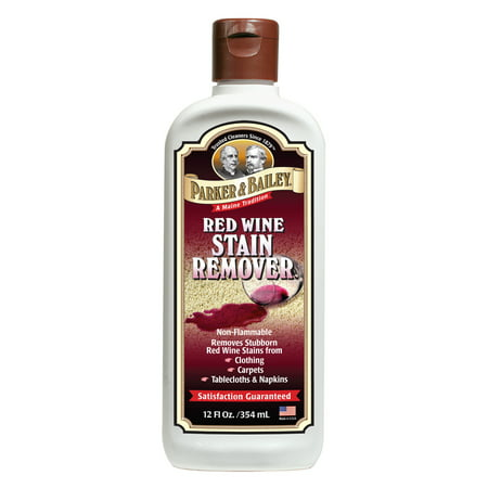 Parker & Bailey Red Wine Stain Remover 8 oz. bottle
