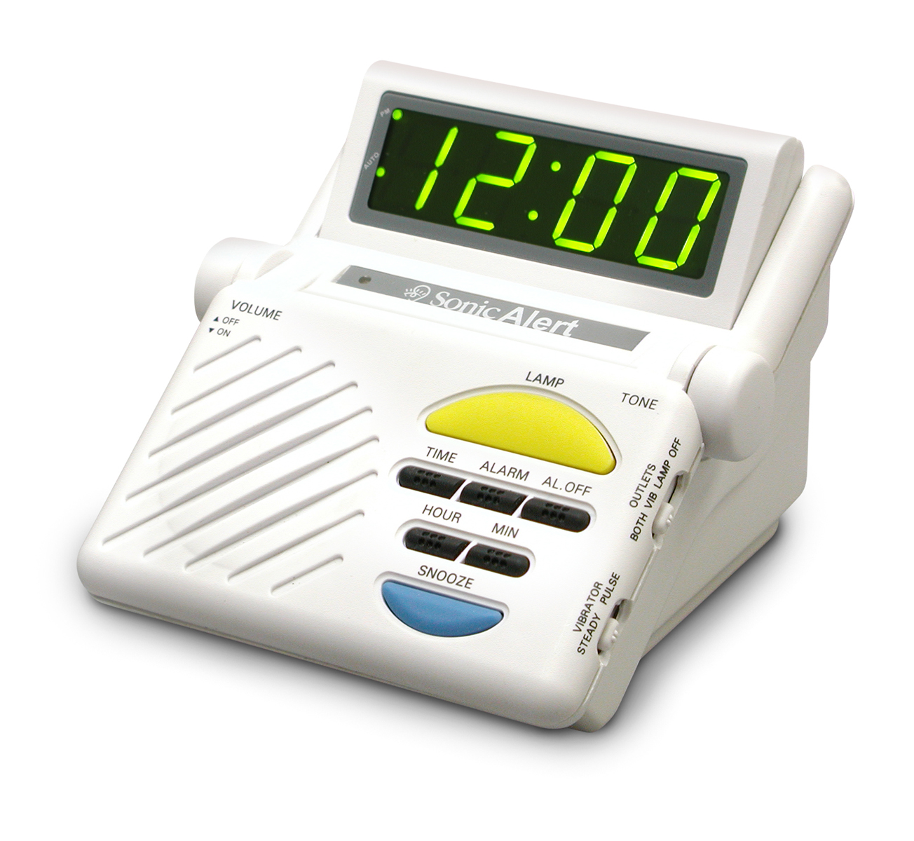 Sonic Alert SB1000 Sonic Boom Combination Alarm Clock