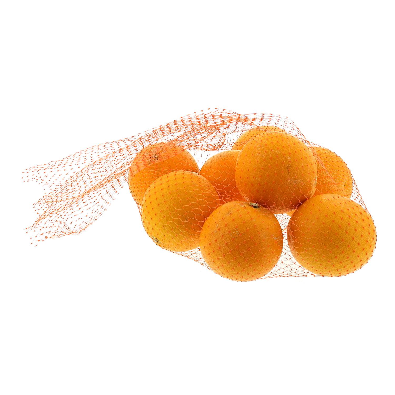 Royal Cave Royal Orange Plastic Mesh Produce and Seafood,...