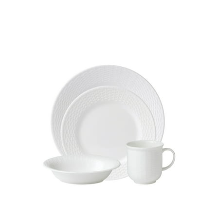 Wedgwood Nantucket Basket 4-Piece Place Setting