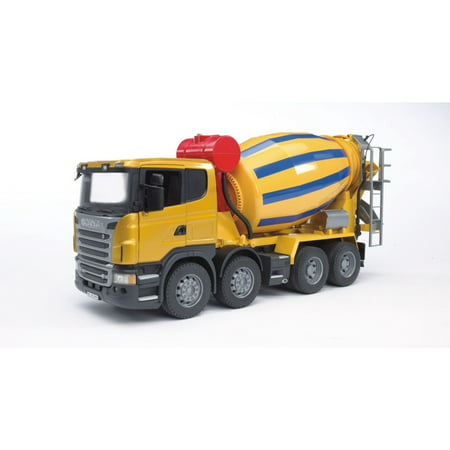 Bruder - SCANIA R-Series Cement Mixer Truck