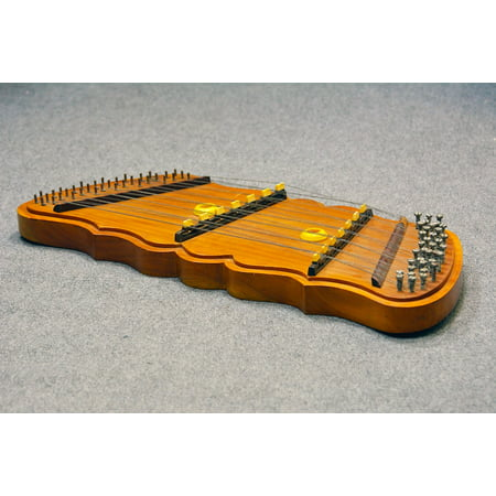 LAMINATED POSTER Khmer Music Instrument Cambodia Angkor ...