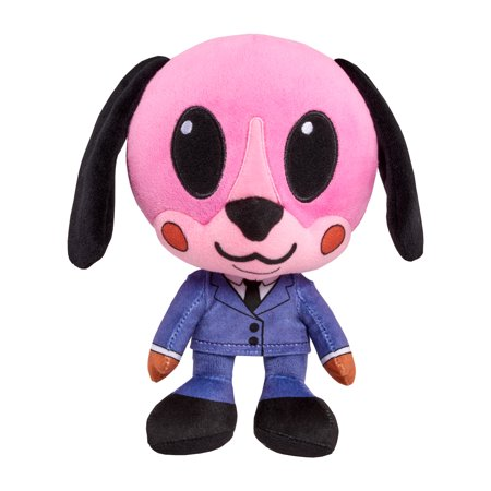 The Umbrella Academy Small Plush, Cha Cha, Plush Basic, Ages 14 Up, by Just Play