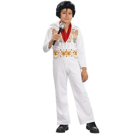 Boy's Elvis Costume