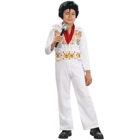 Boy's Elvis Costume