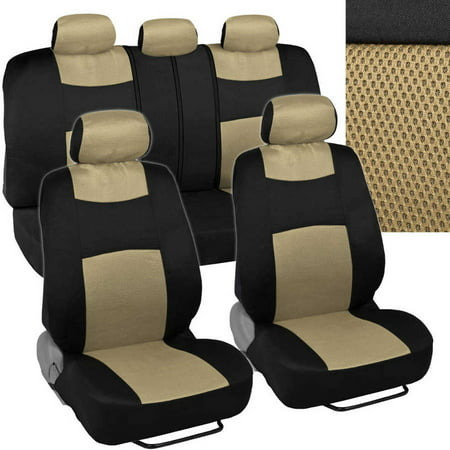 BDK Rome Sport Seat Covers For Car SUV And Van Sporty