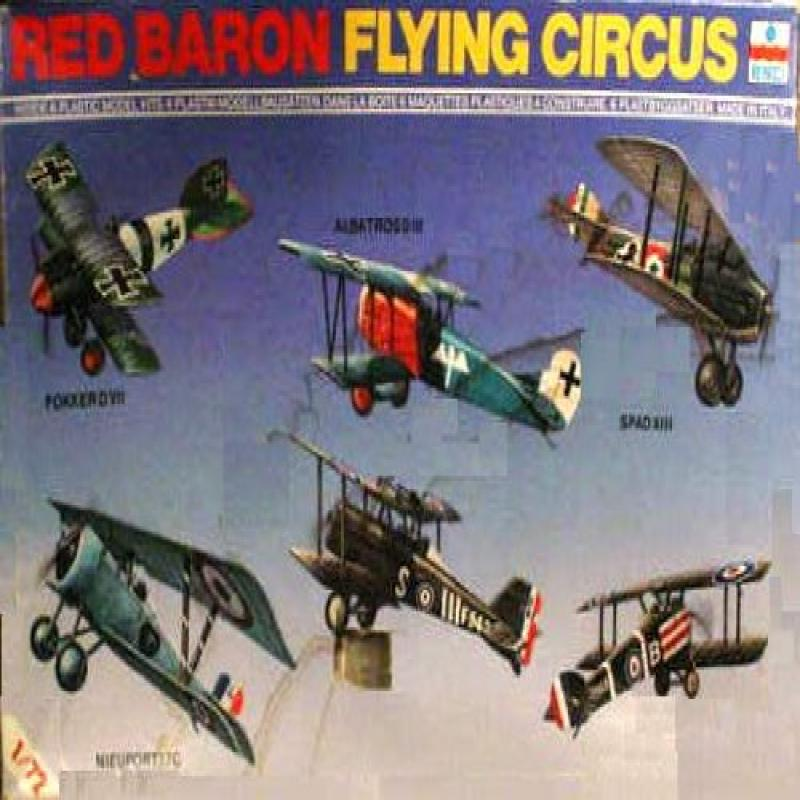 ESCI Red Baron Flying Circus